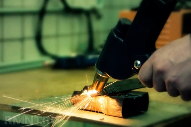 обработка металла комбинированным способом