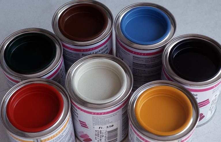Краска по металлу для наружных работ