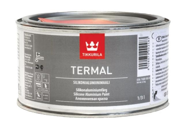 Термал термическая краска по металлу