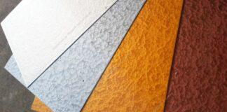 выбор молотковой краски по металлу