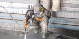 дробеструйная обработка металла